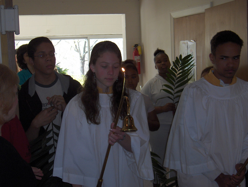 Palm Sunday Processional