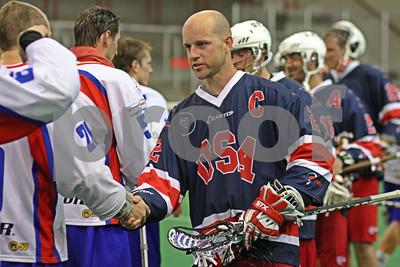 5/21/2011 - Czech Republic vs. USA - Eden Arena, Prague, Czech Republic
