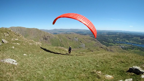 Coniston Old Man - 1st June