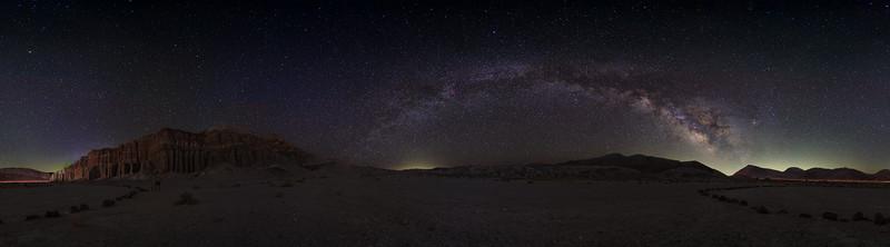 Milky Way Panoramas