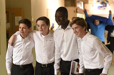2017 Middle School Choir Winter Concert