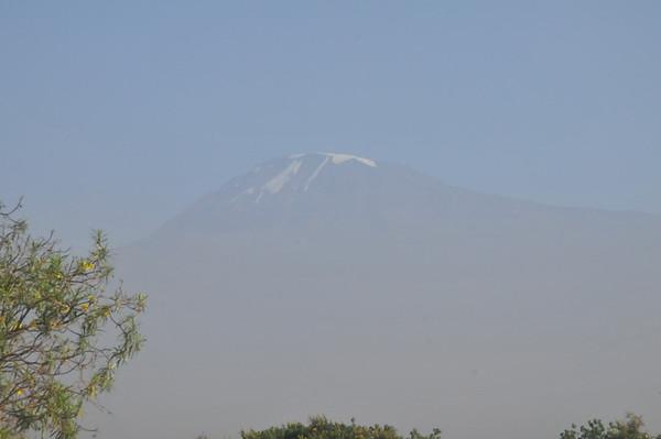 Kilimanjaro February 14-20, 2013