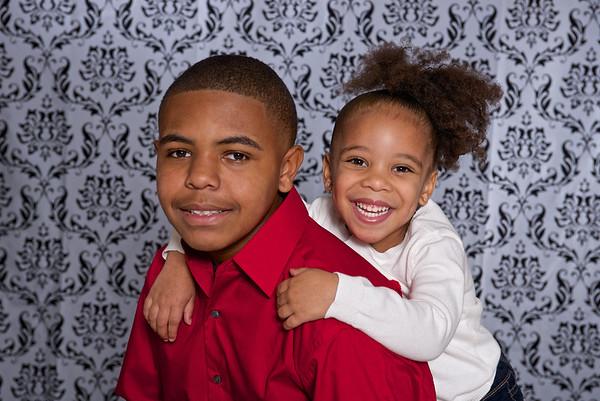 Tamara T & Kids