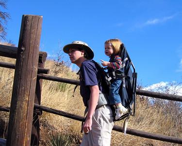 Waldo Canyon - January 2005