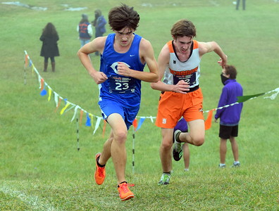 HS Sports - Cross Country Pre-Regional at Lake Erie Metropark