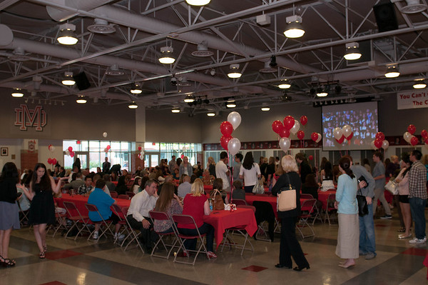 Mater Del High School Choir Banquet 2012