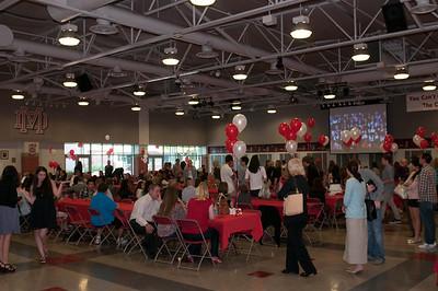 Mater Del High School Choir Banquet 2012
