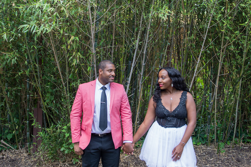 Leona & Bruce's Engagement Session
