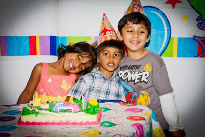 Ritu 4th Birthday
