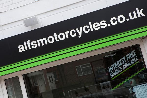 KMUK - Worthing - Alf's Motorcycles