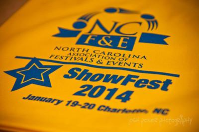 NCAF&E Showfest 2014