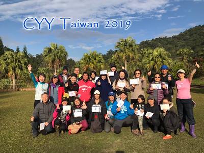 CYY   Taiwan  Feb.1-3  2019