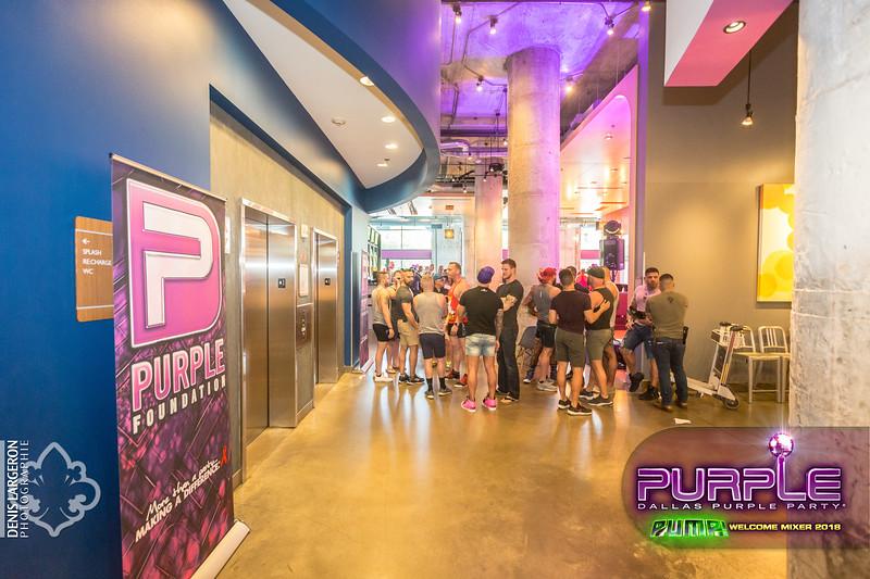 PUMP | Welcome Mixer 2018