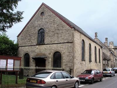 Baptist Church, Witney Street, Burford, OX18 4SN