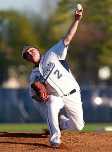 Peabody vs Danvers NEC Baseball