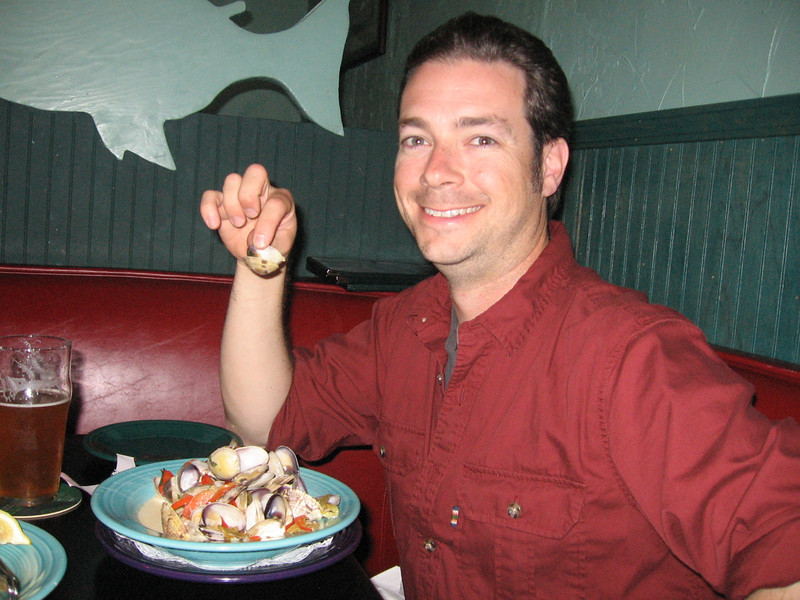 Dave's Mussels back at Humpy's