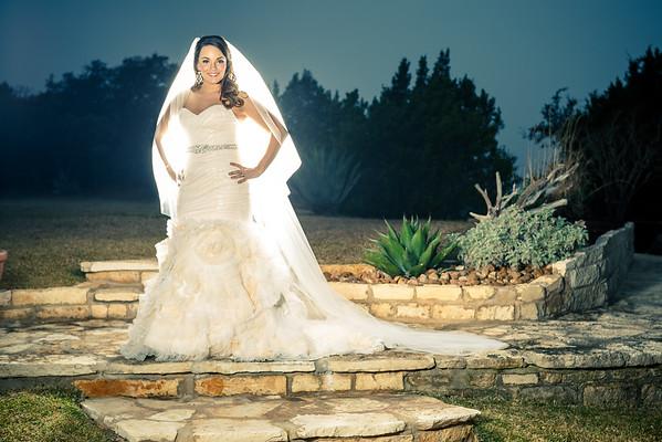 Samara's Bridal Portraits