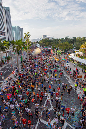 2019 Miami Mercedes-Benz Corporate Run presented by Turkish Airlines