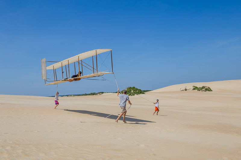 1902 Wright Glider Experience - things to do in Outer Banks