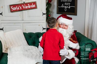 2018 - Community Day at Santa at Christmas Cottage