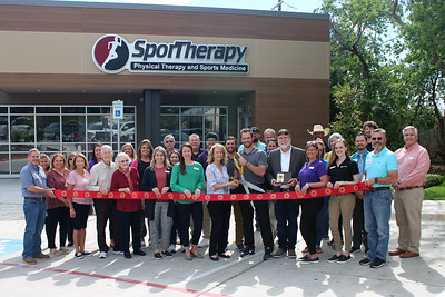 SporTherapy  Grand Opening RC, June 3, 2021