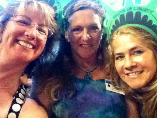 Donna, Kathleen & Rosalba