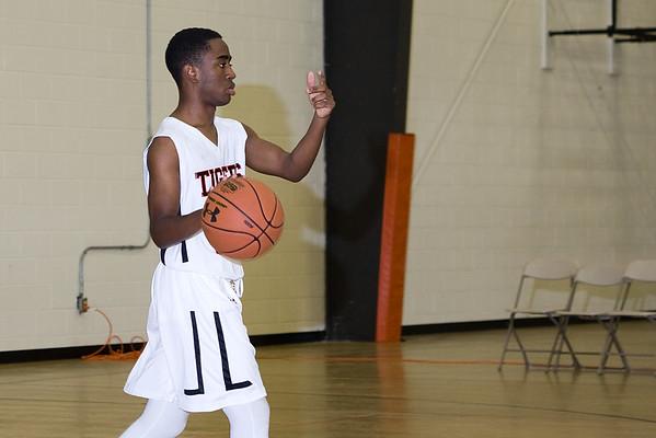 JV Basketball v LCA 2015