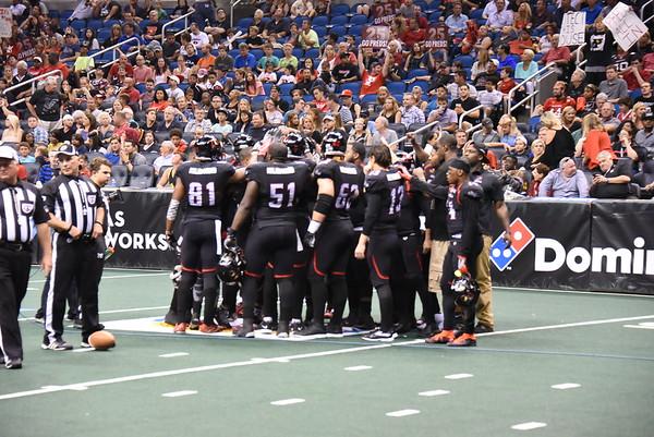 Part 3 Orlando (59) vs Philadelphia  (67) 7-30-16