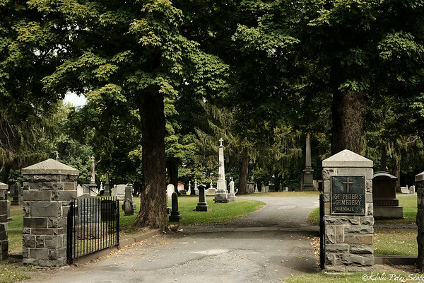 St. Peter's Cemetery, Rosendale, NY 2020