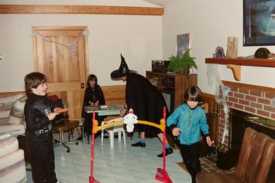 Halloween 1994 - Ben Party