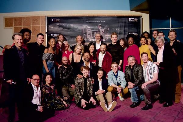 HAMLET The Rock Musical/Opening Night Red Carpet