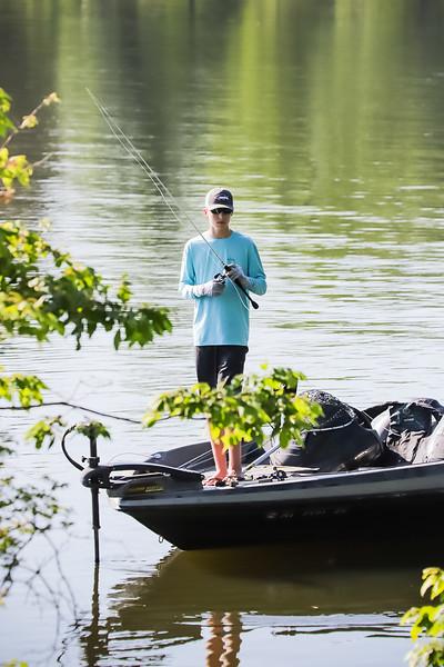 Black River Lake Fishing