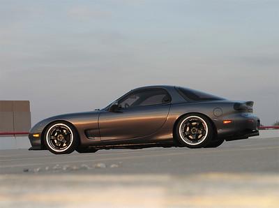 1993 Mazda RX-7 LS1