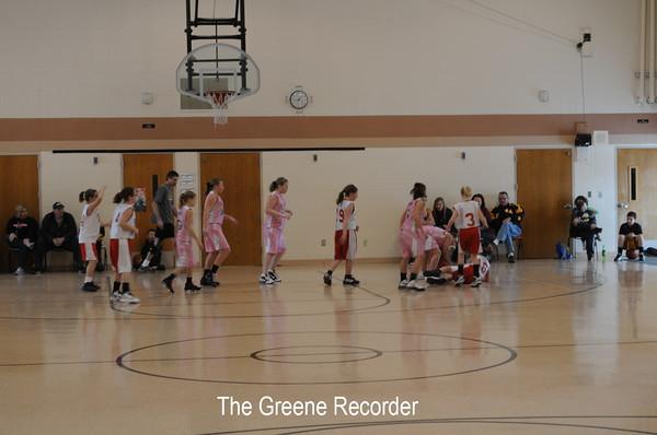 5th Grade Girls Bball at NB Tourny