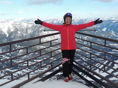 01 19 Big Sky Ski Trip