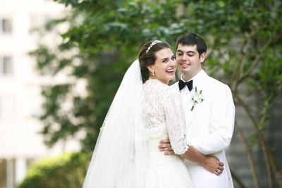 ana + matt wedding