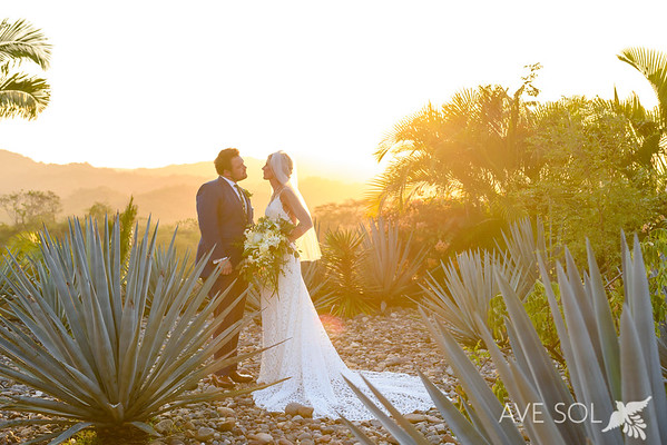 Jobey & Sean, villa Antigua