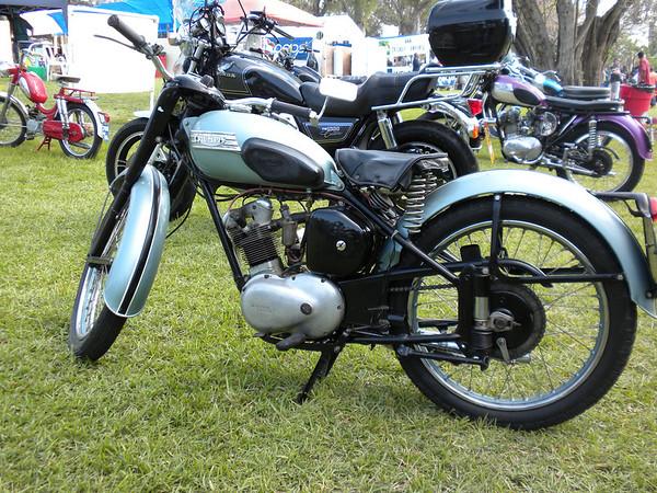 Classic Bikes Ag Show 2010