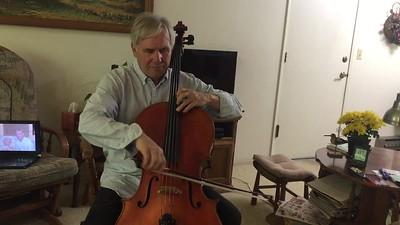 When Irish Eyes are Shinng -Cello