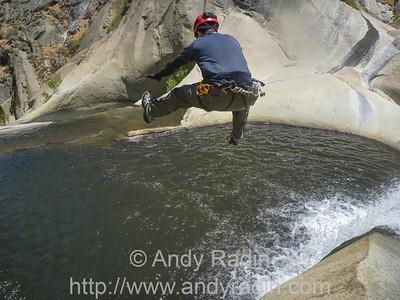 2012 07-04 Sierra canyoneering