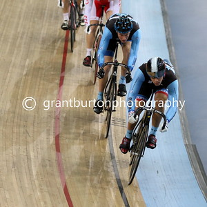 Revolution Track Cycling Round 2