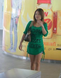 Bangkok city - March 2010