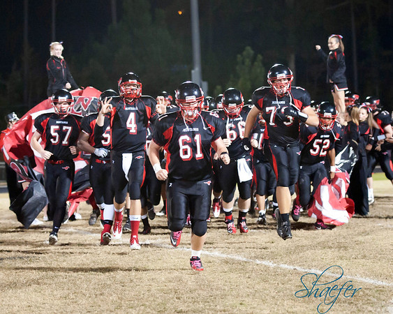 2010  Middle Creek vs. Panther Creek 10.22.10