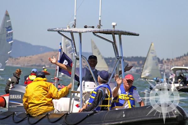 Finn Gold Cup 2010 Race 7