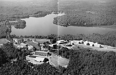 Aerial Campus Shots