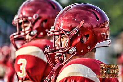 2015 New Brighton High School Football