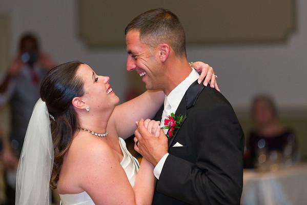 Jenn & Jason @ Waterfall Banquet Center (Claymont, DE)