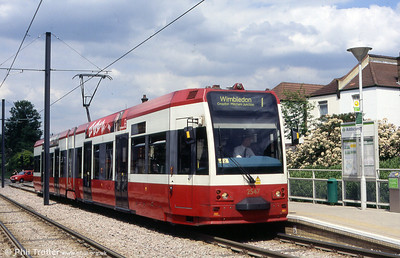 London • Croydon Tramlink