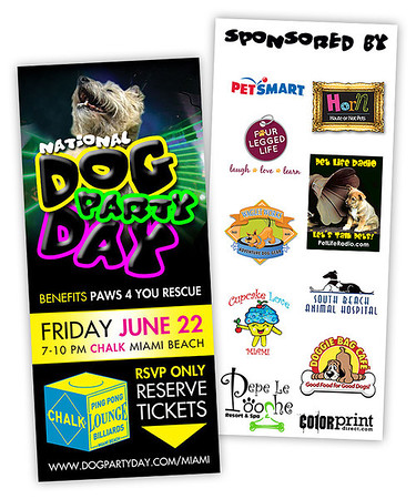 National Dog Party 2012