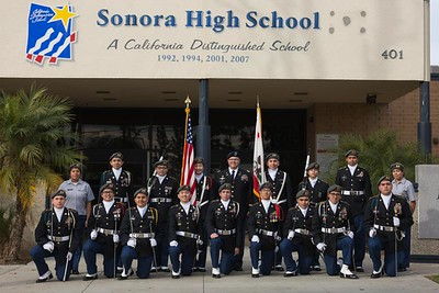 Sonora - JROTC, DIG MEDIA, MEDICAL, CULINARY